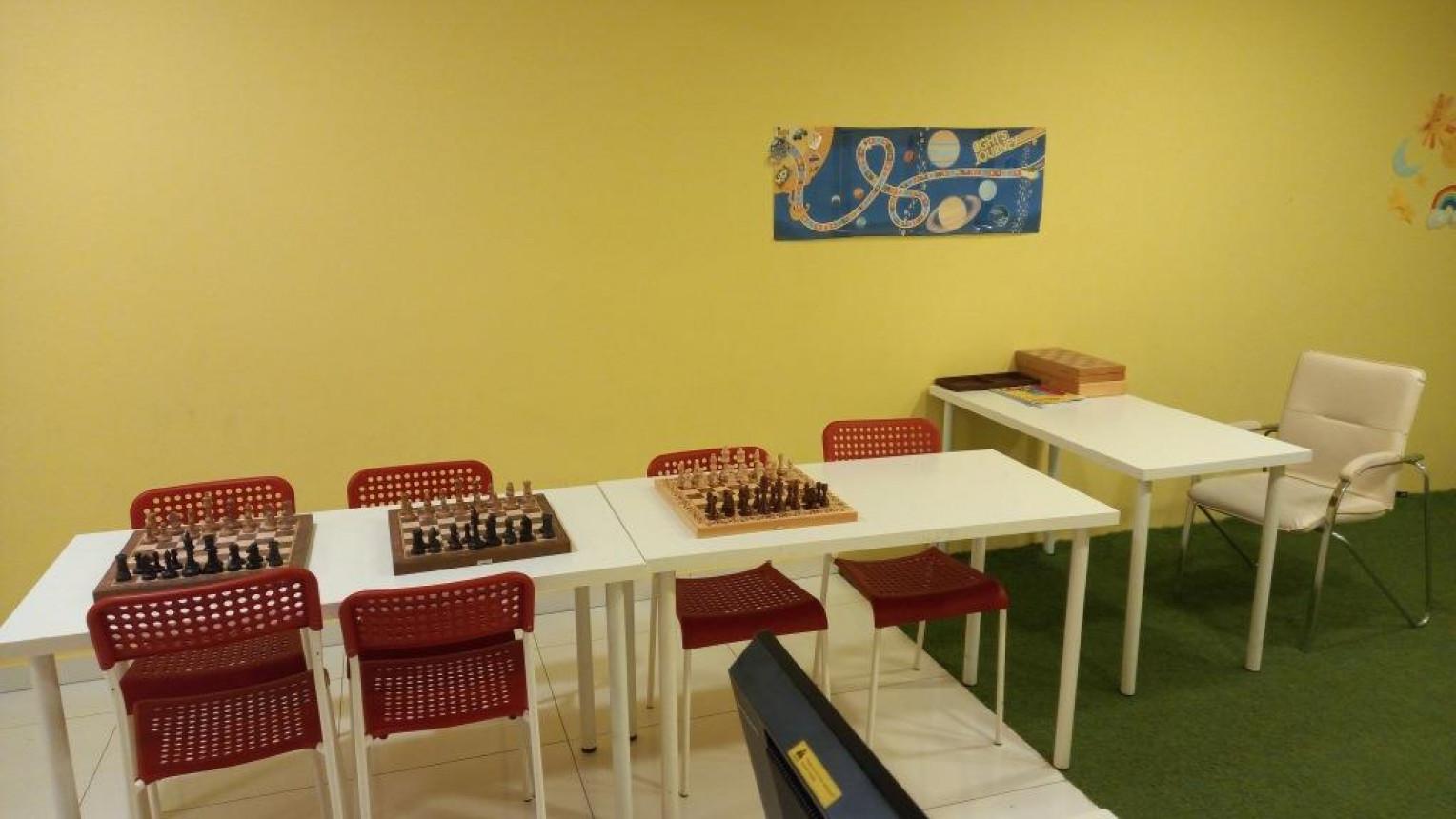 Кабинет шахмат