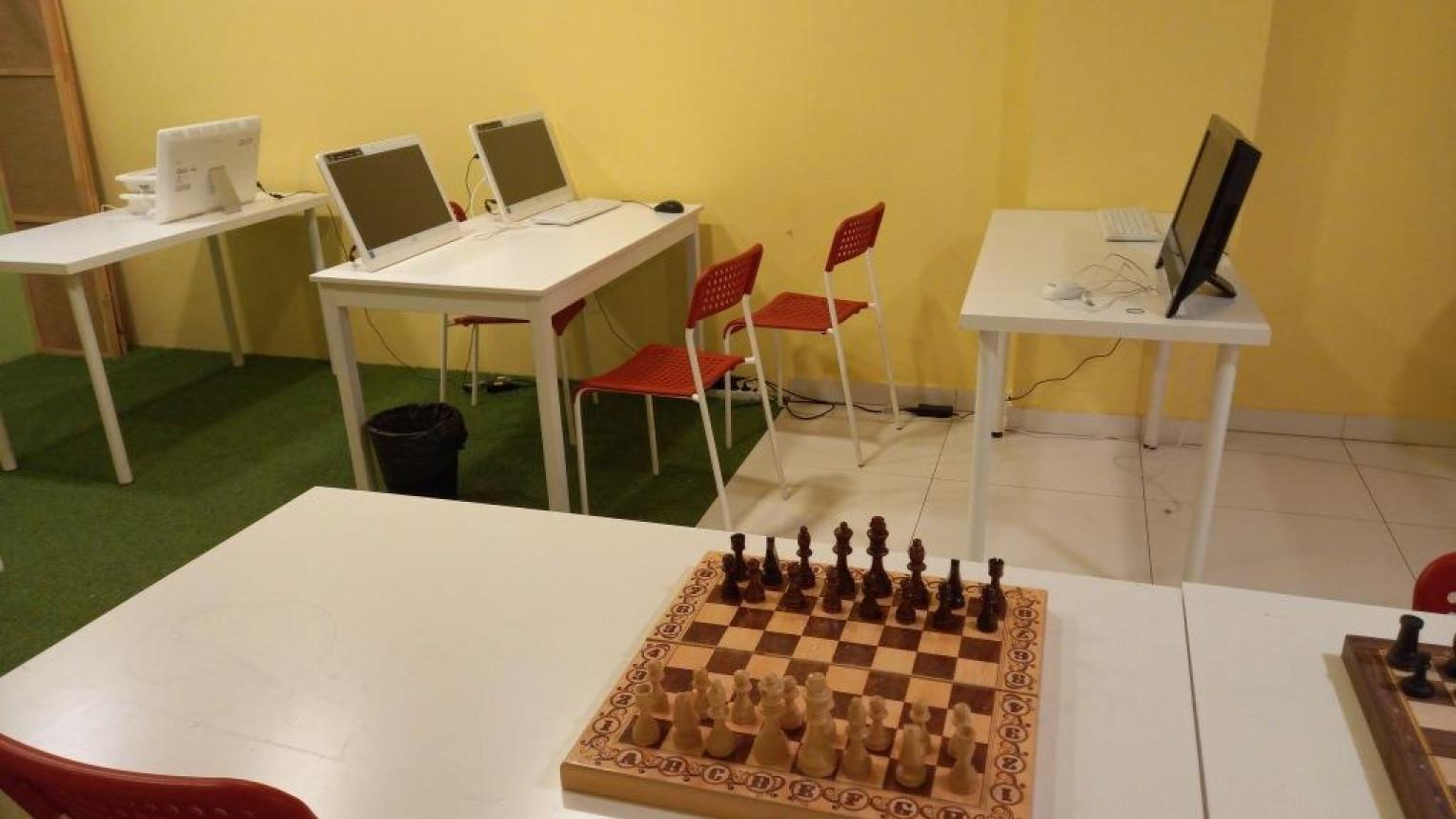 Кабинет шахмат - фото №2