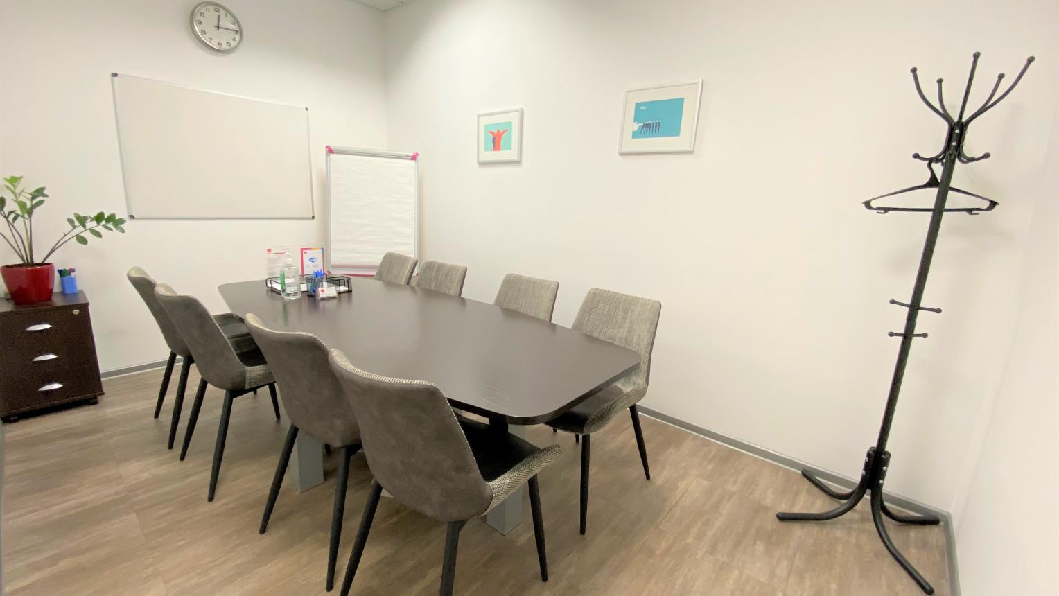 Переговорная комната на 8 человек - фото №2