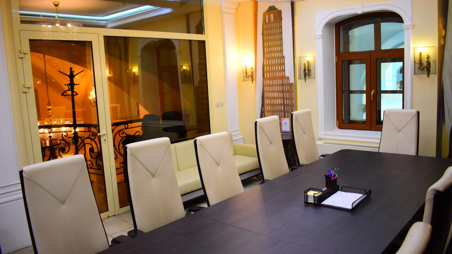 Переговорная комната на 10-20 человек - фото №1