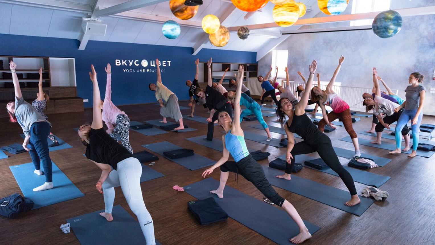 Просторный зал для йоги и танцев - фото №5