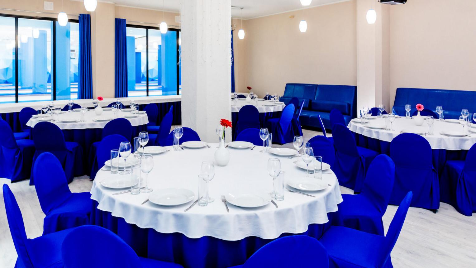 Синий зал - фото №1