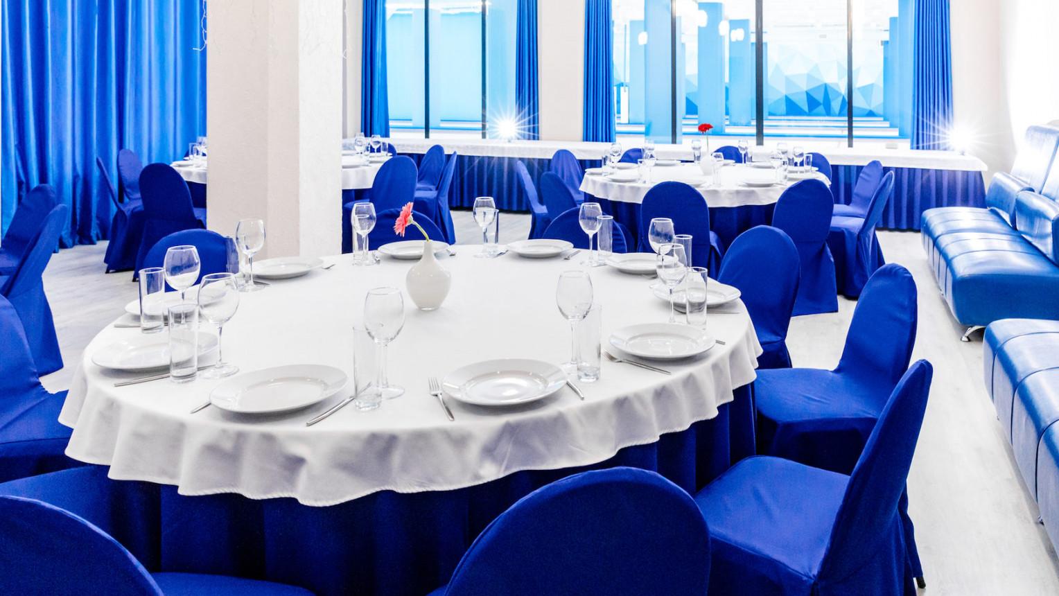 Синий зал - фото №4
