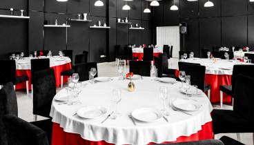 Черно- белый зал - 1