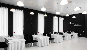 Черно- белый зал - 3