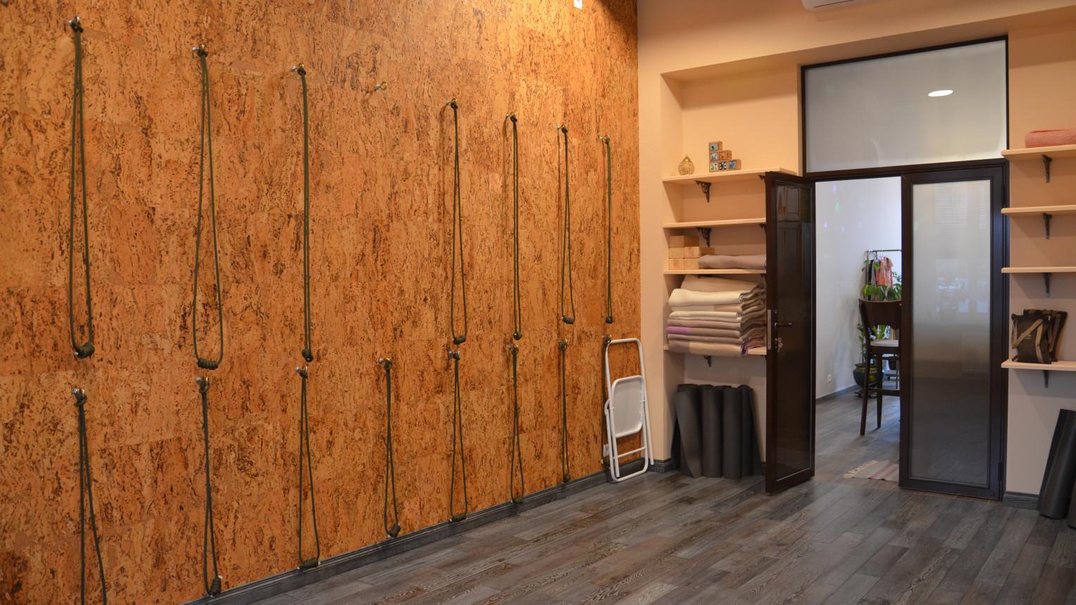 Зал для динамических практик и медитаций - фото №4