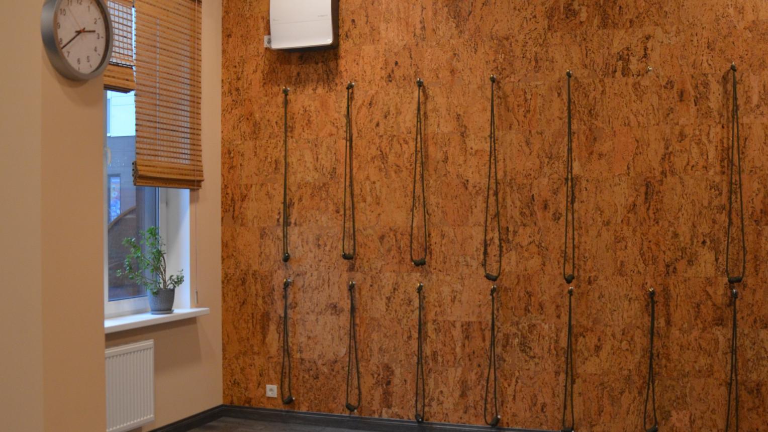 Зал для динамических практик и медитаций - фото №5