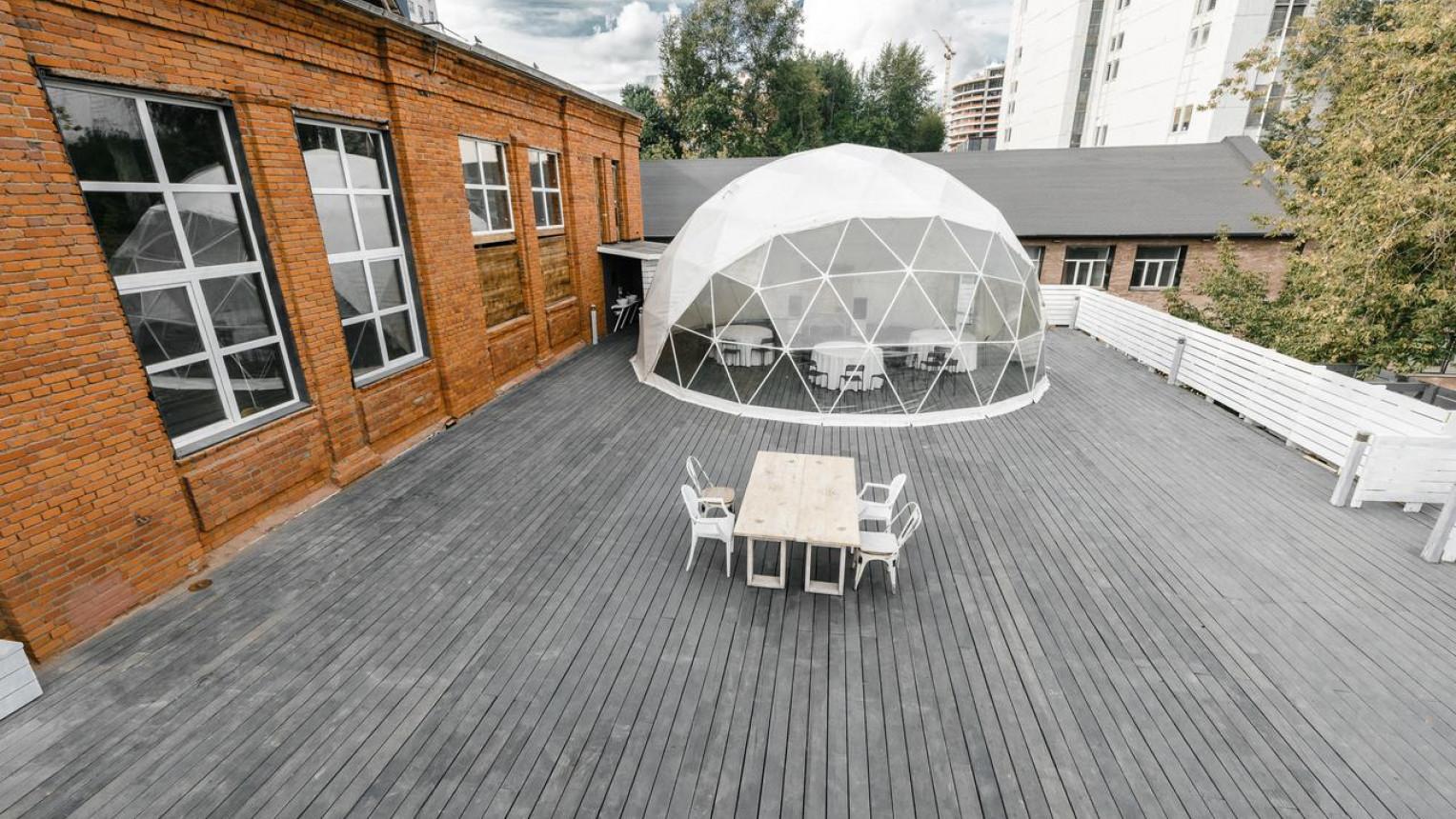 Многофункциональная крыша - фото №1