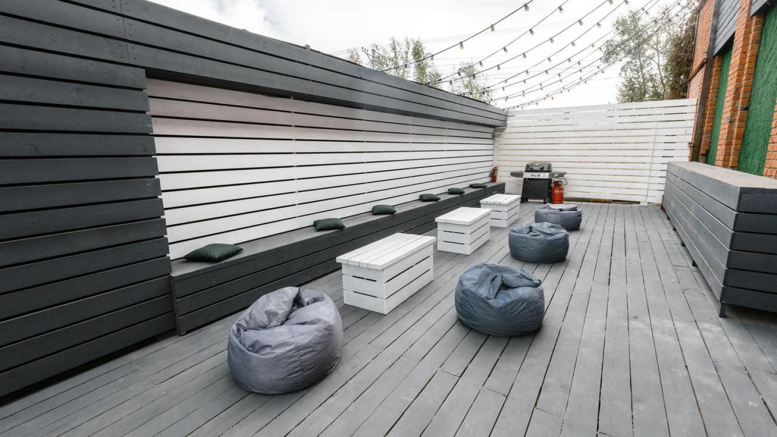 Многофункциональная крыша - фото №5