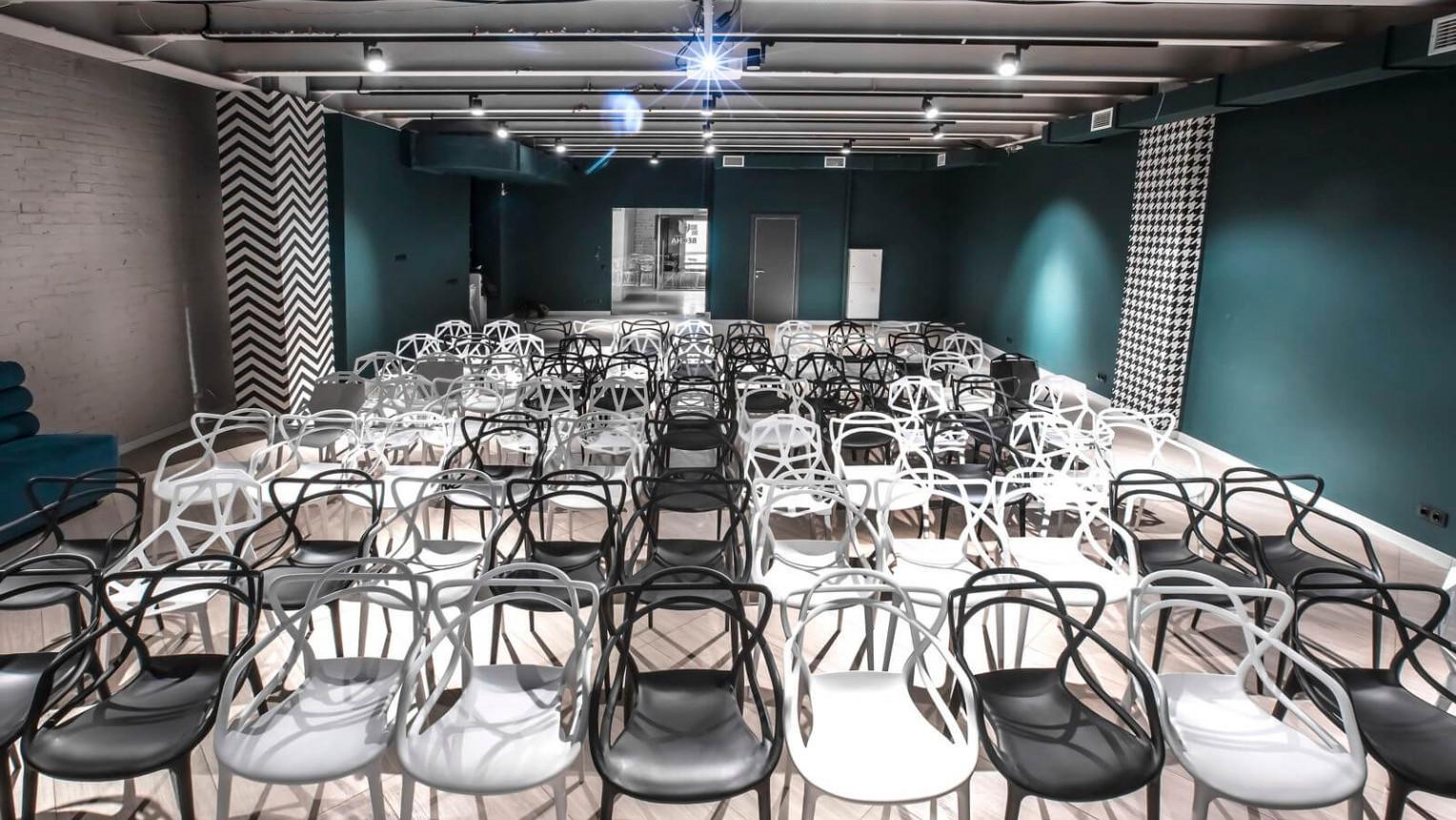 Зеленый зал для конференций, праздников, банкетов - фото №3