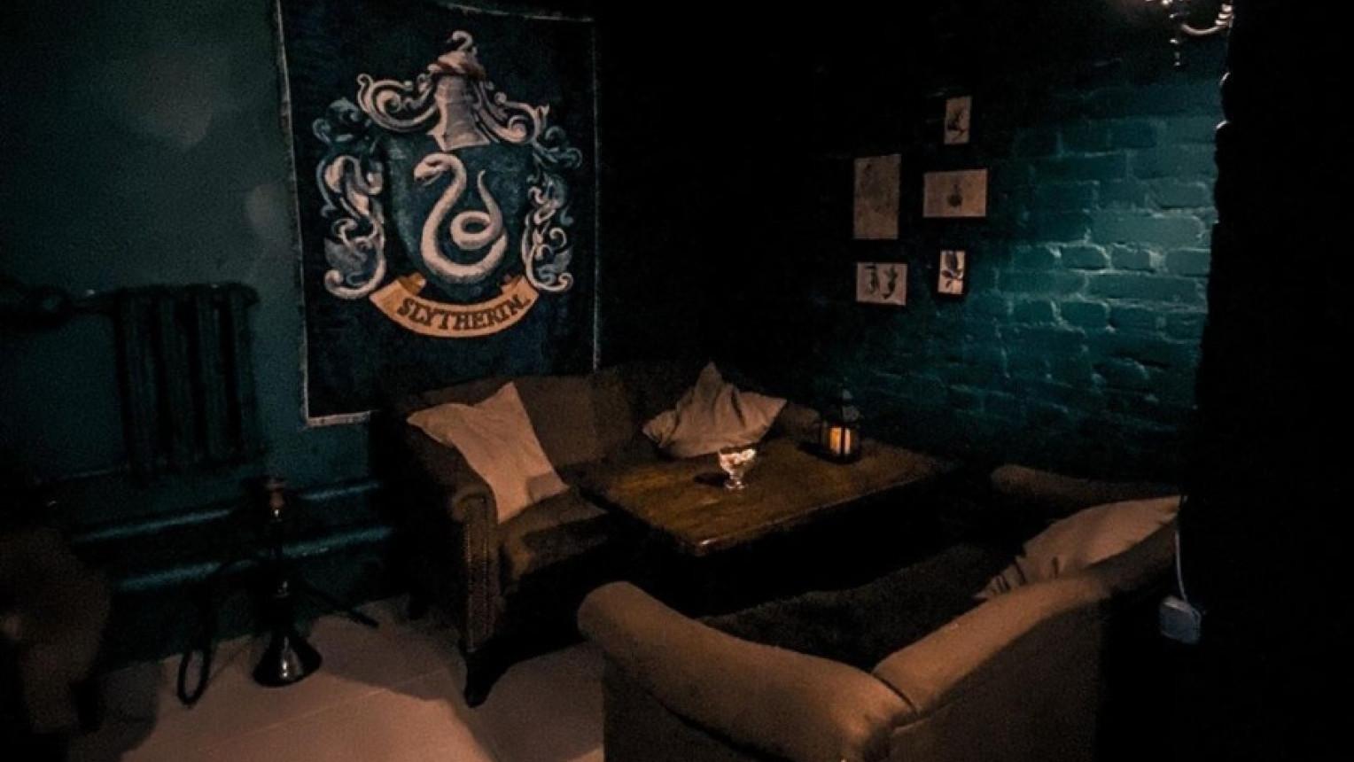 Волшебный дом Гарри Поттера