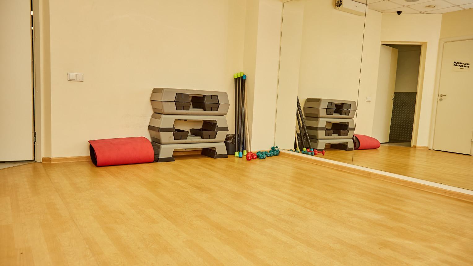 Зал для персонального тренинга - фото №1