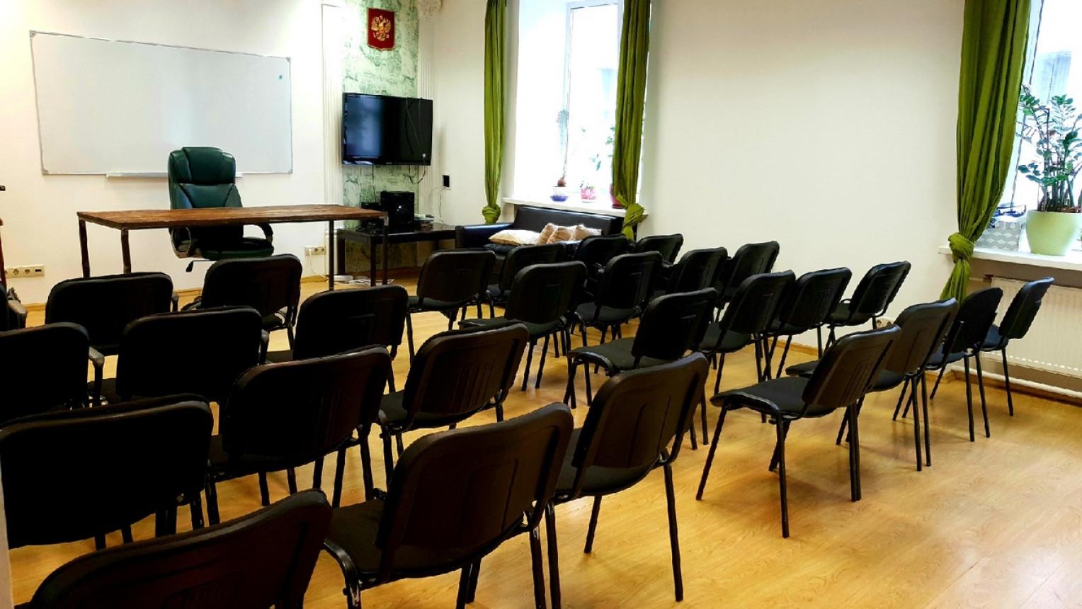 Конференц-зал Академия - фото №2