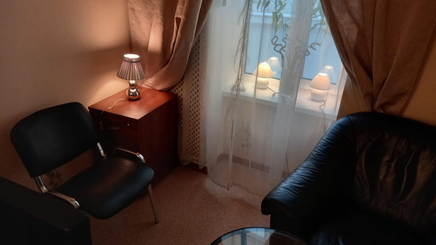 Уютный кабинет психолога - фото №1