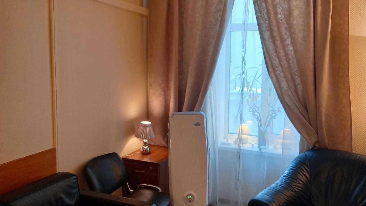 Уютный кабинет психолога - фото №5