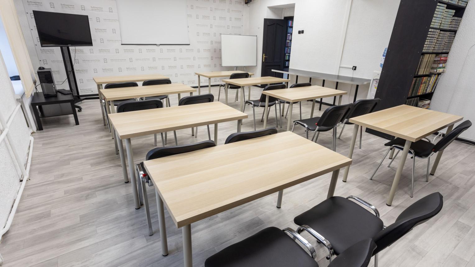 Зал для семинаров - фото №2