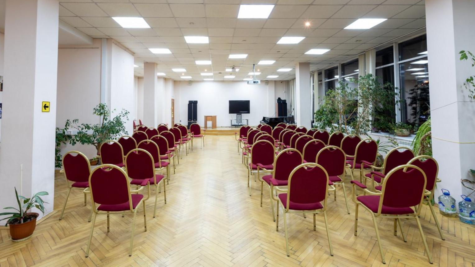 Большой зал на Красносельской