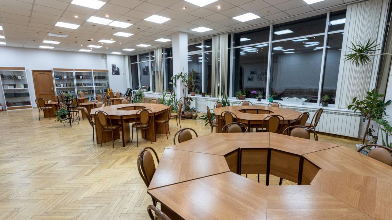 Малый зал на Красносельской