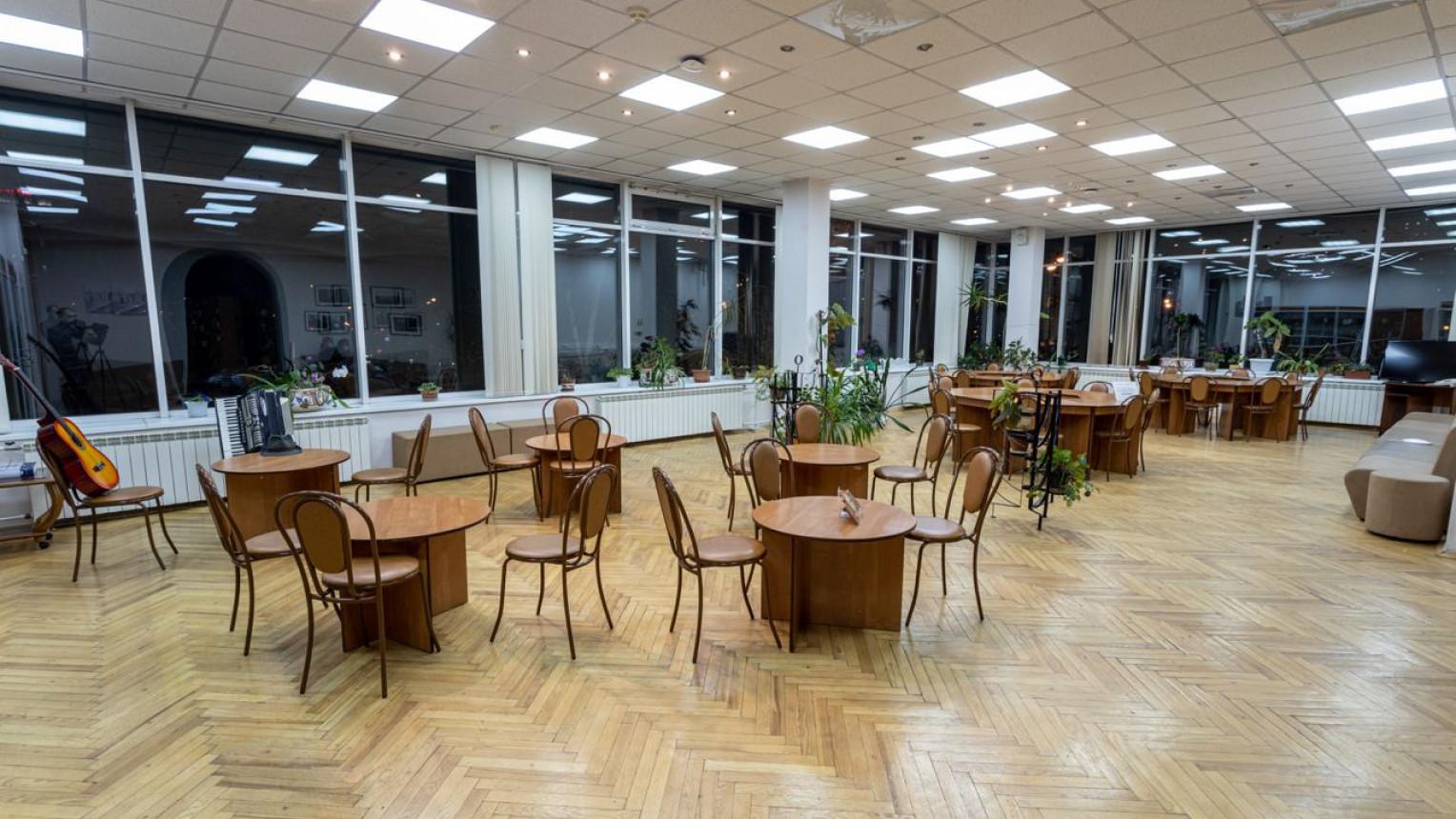 Малый зал на Красносельской - фото №1