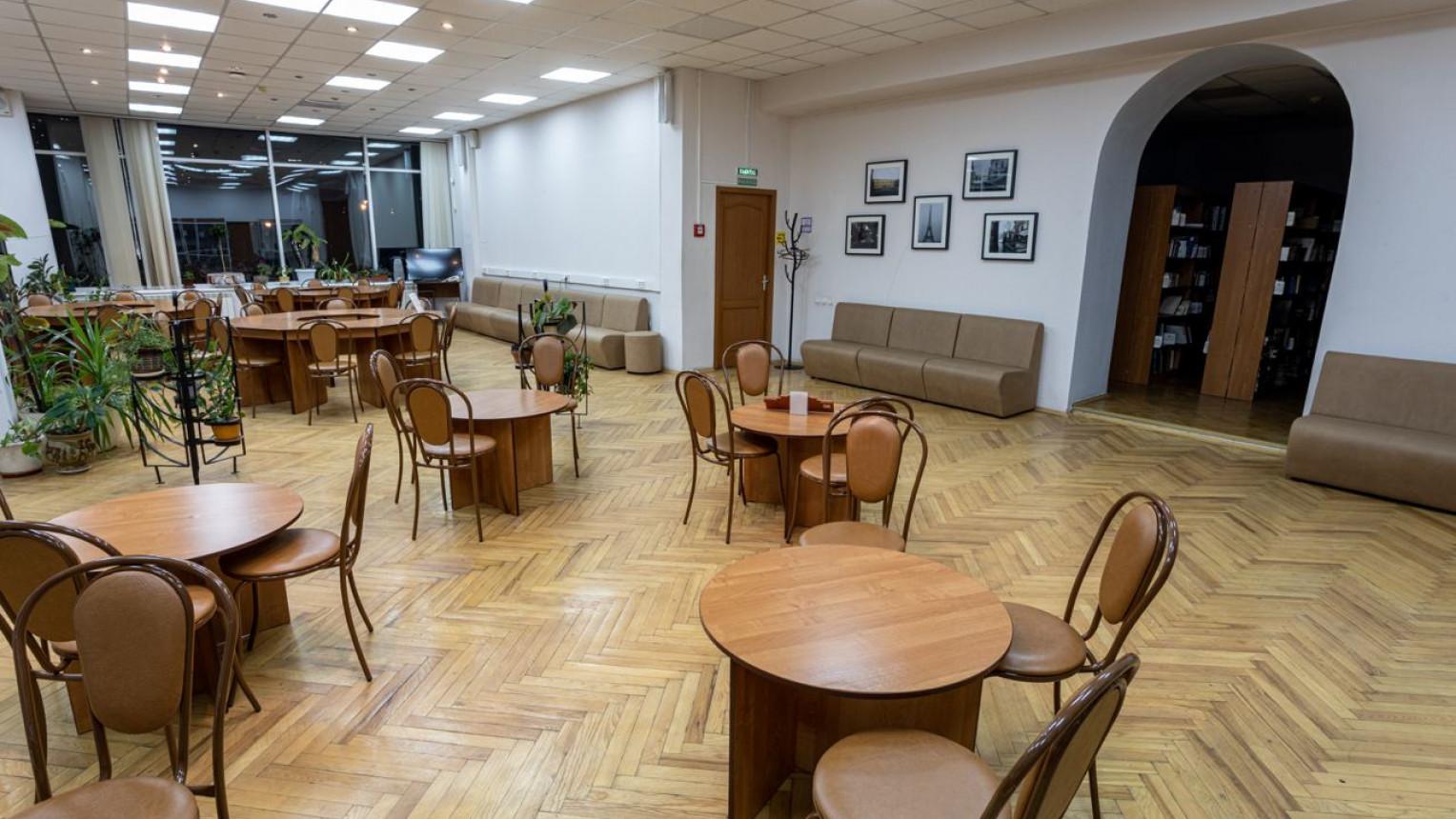 Малый зал на Красносельской - фото №2
