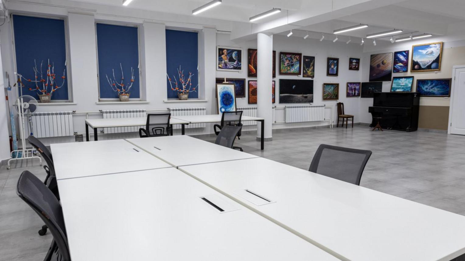 Зал визуальных искусств - фото №3