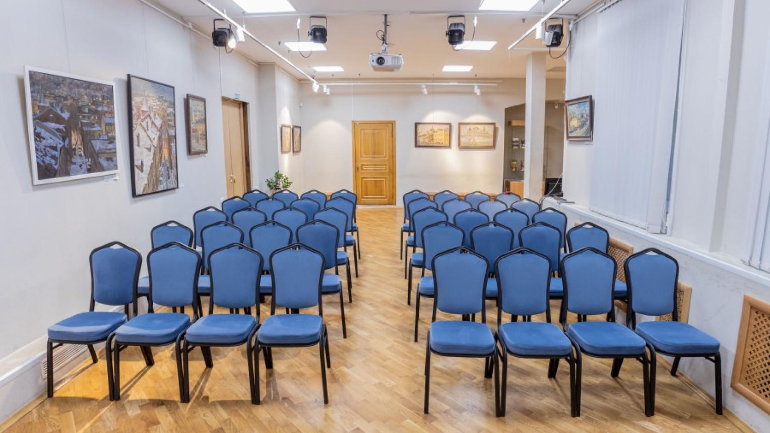 Зал для семинаров, презентаций, тренингов - фото №2