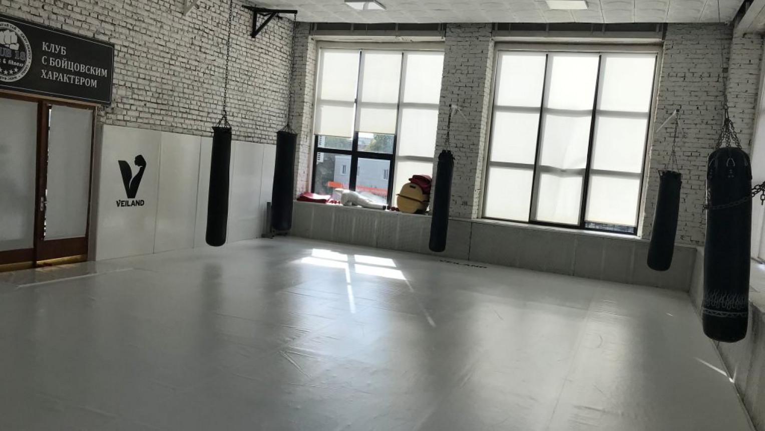 Мягкий зал №1 боевых искусств - фото №1