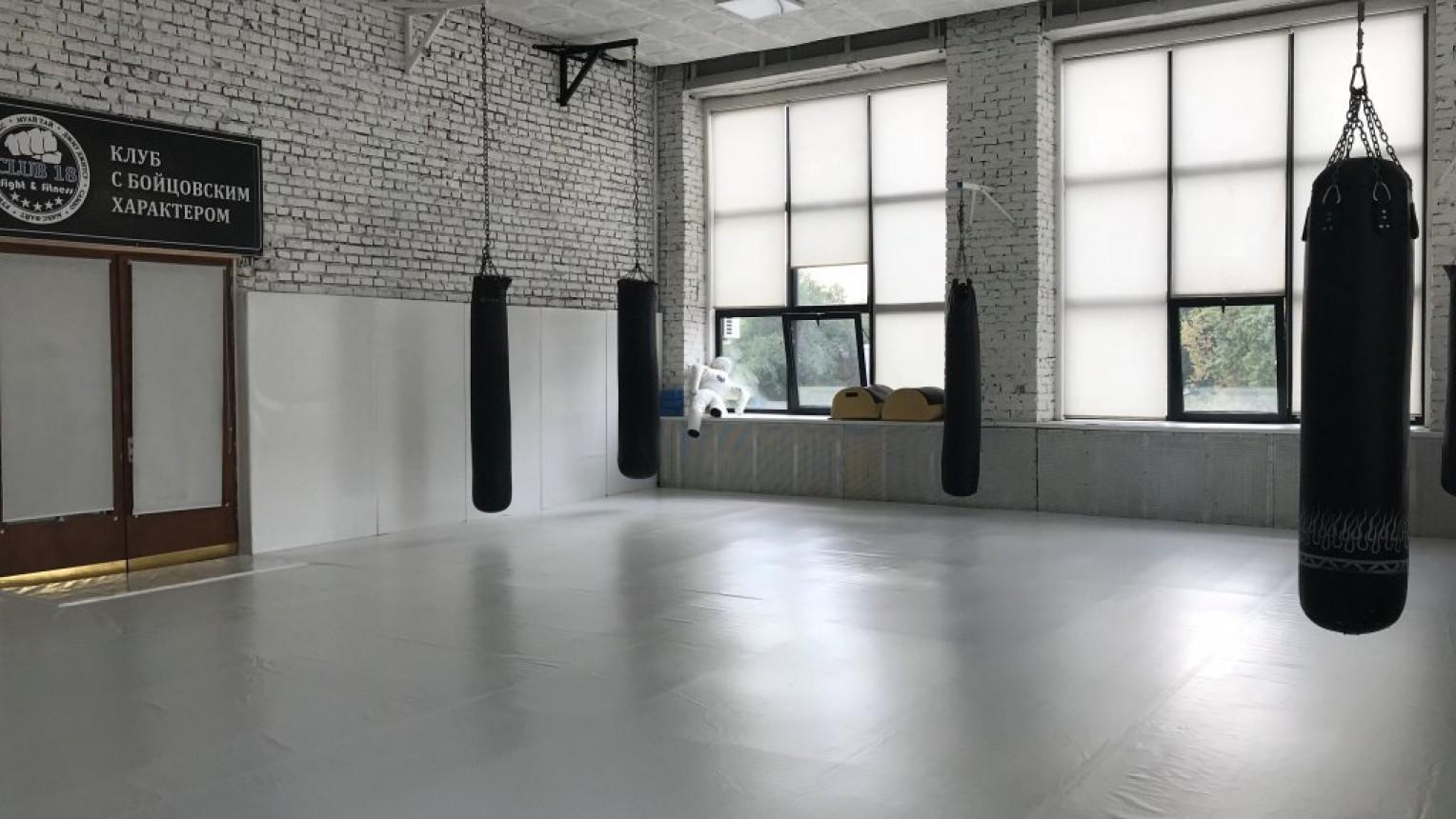 Мягкий зал №1 боевых искусств - фото №4