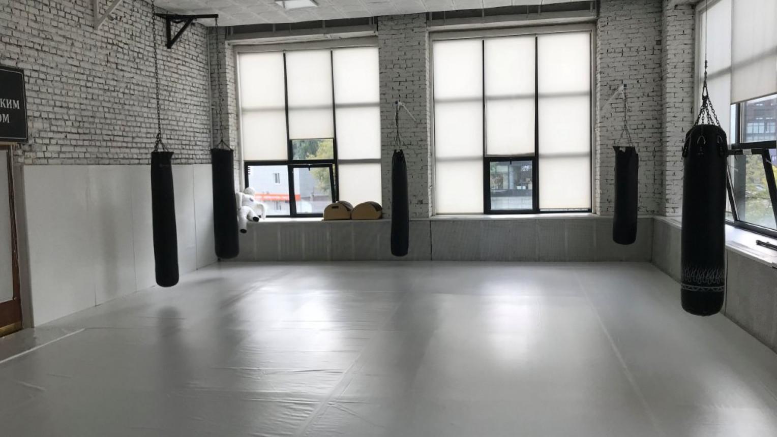 Мягкий зал №1 боевых искусств - фото №5