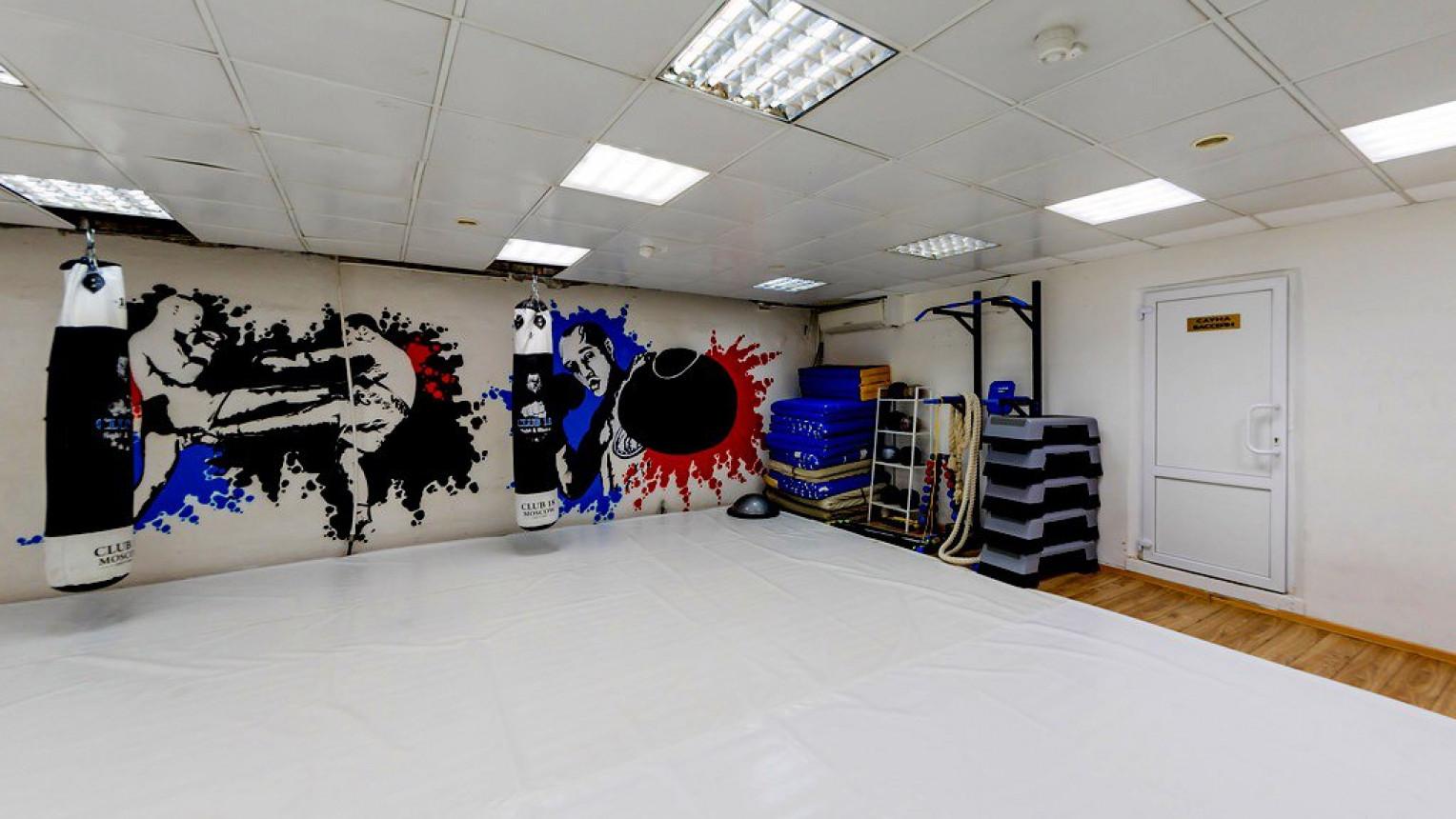Мягкий зал №3 боевых искусств - фото №1