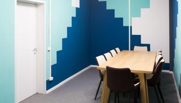 Переговорная комната на 10 человек - 0