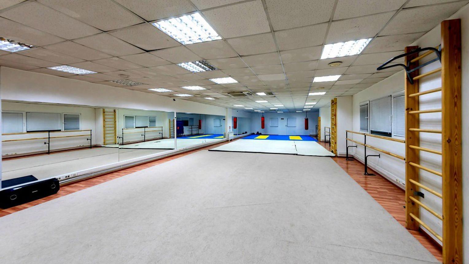 Зал для фитнеса и танцев - фото №2