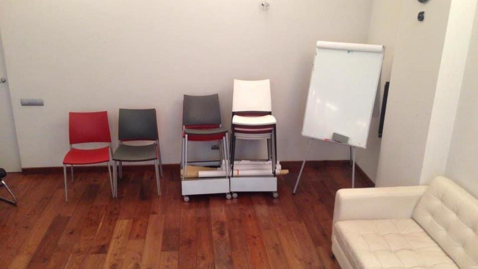 Зал для индивидуальной и групповой работы