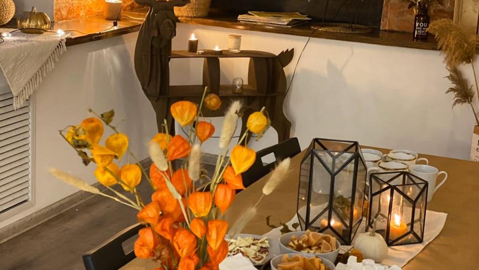 Уютный лофт в скандинавском стиле - фото №9