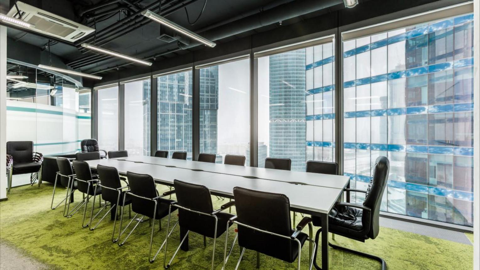 Переговорная комната в Москва Сити - фото №2