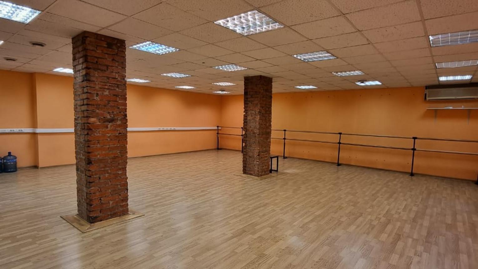 Зал для танцев и йоги - фото №1