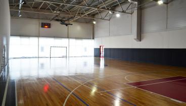 Универсальный спортивный зал - 0