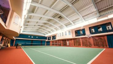 Теннисный корт - 0