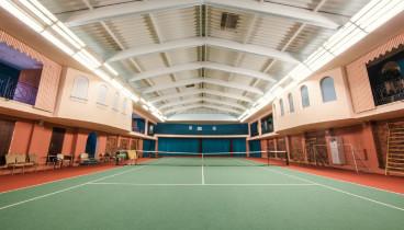 Теннисный корт - 1