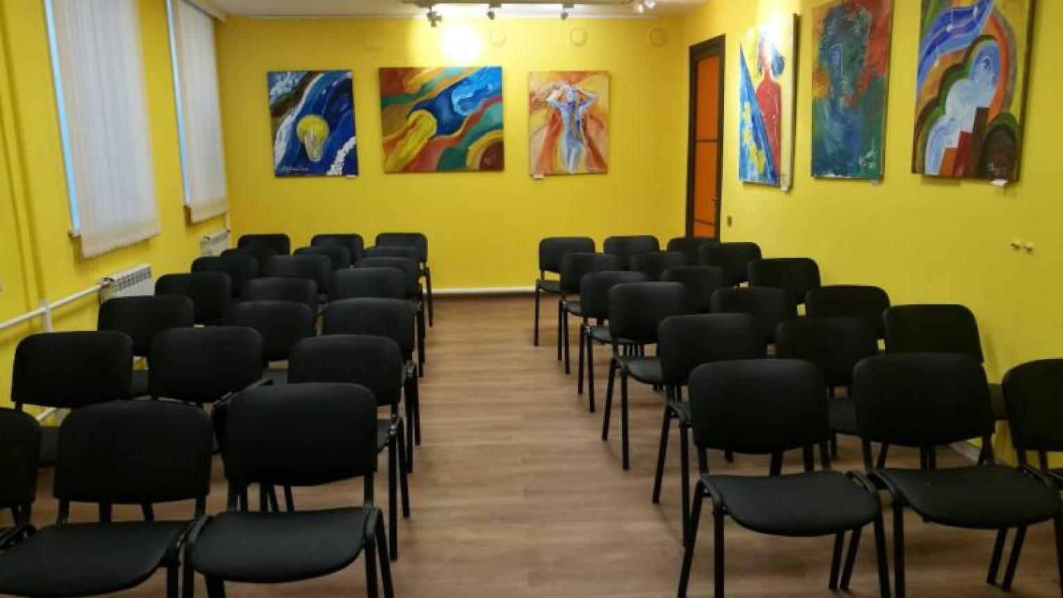 Аудитория на 40 человек