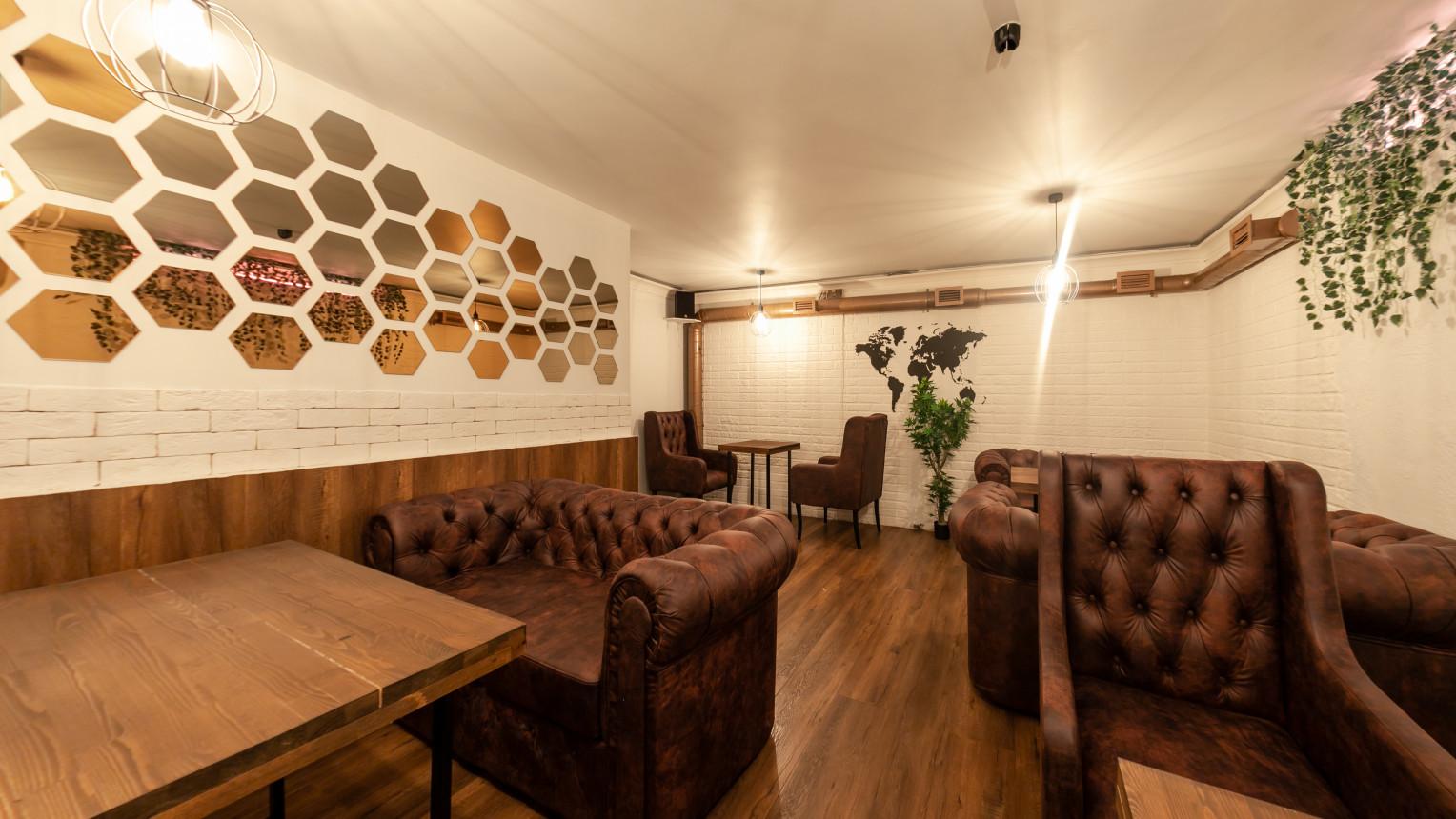 Уютное lounge-пространство на Бауманской - фото №2