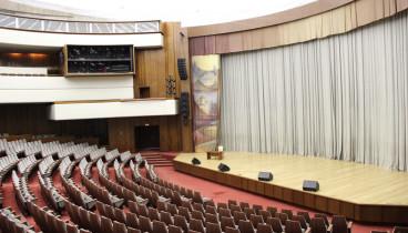 Концертный зал - 0
