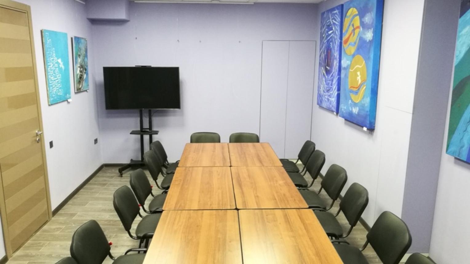 Голубой зал - фото №2