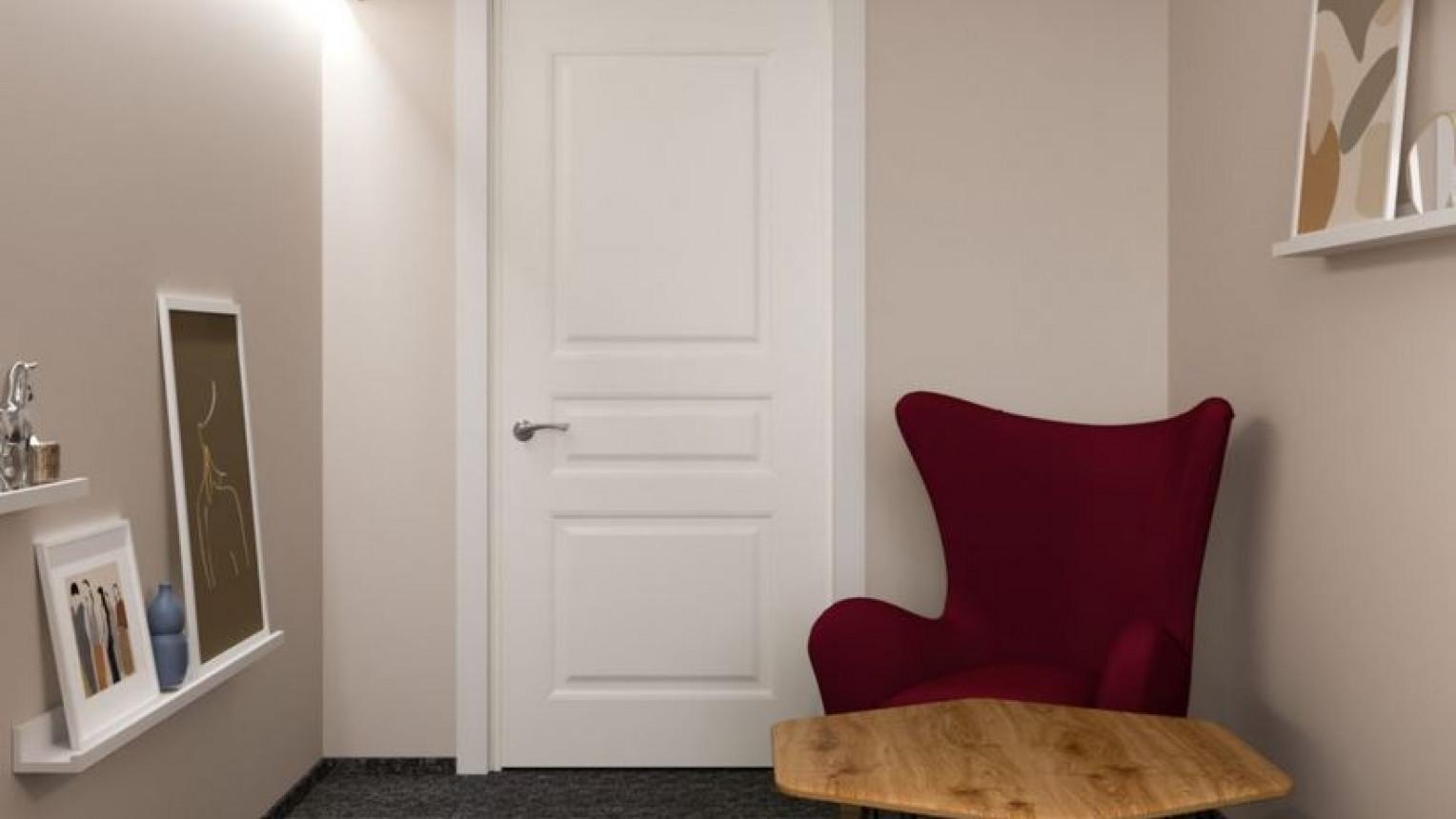 Кабинет 4й - 2 кресла - фото №1