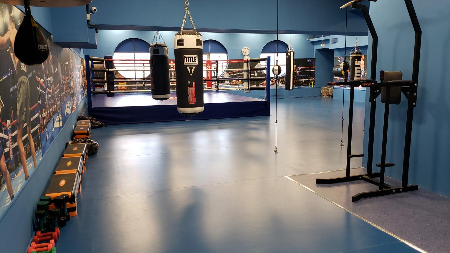 Зал бокса - фото №2