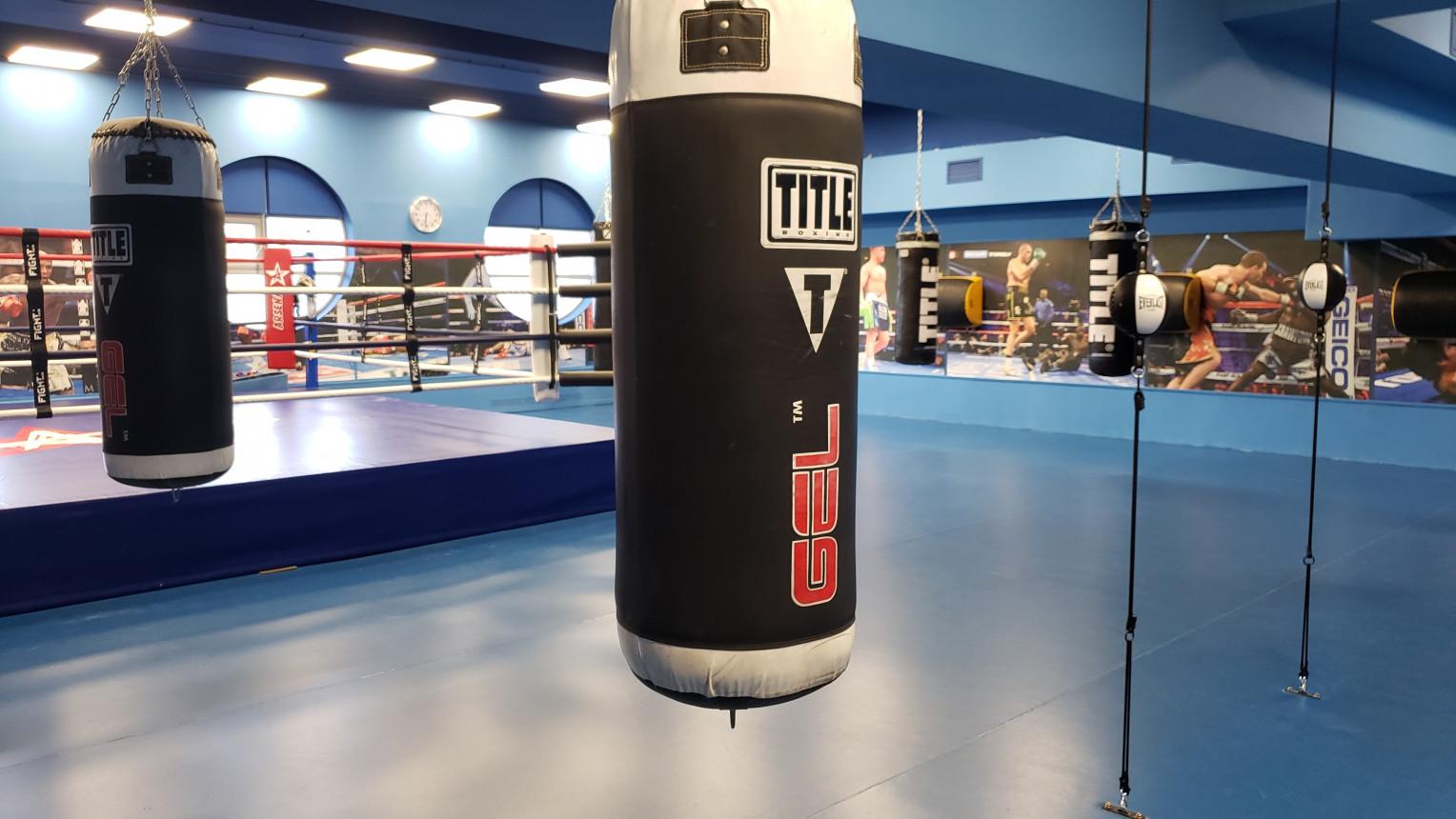 Зал бокса - фото №3