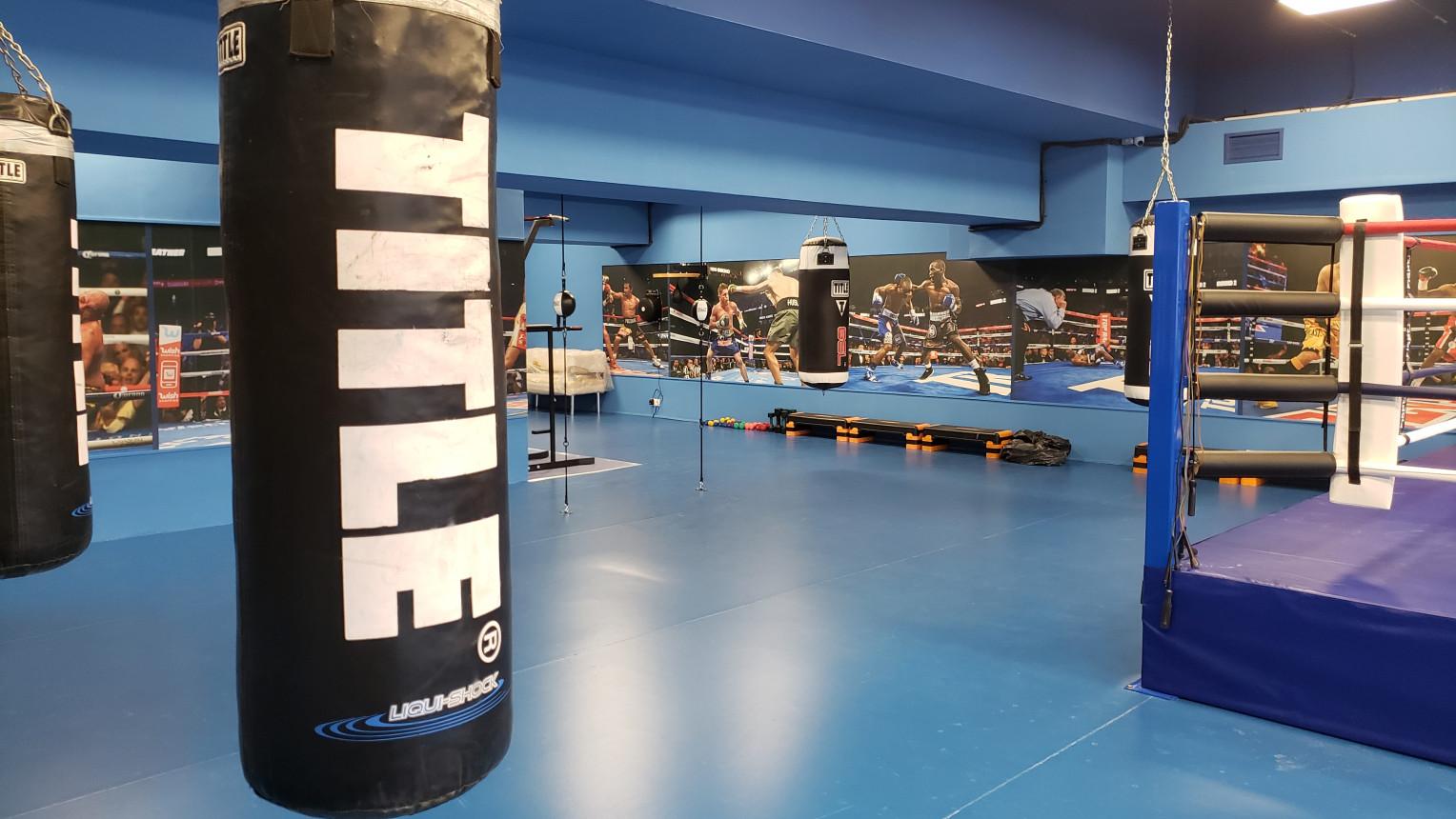 Зал бокса - фото №4