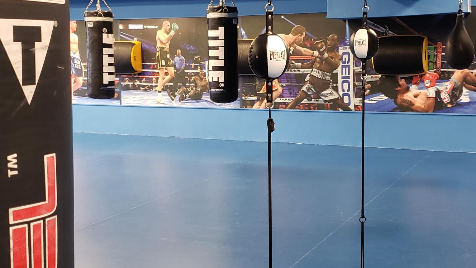 Зал бокса - фото №6