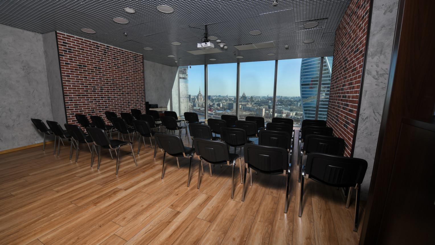 Конференц-зал Восток Центр  29 этаж - фото №1