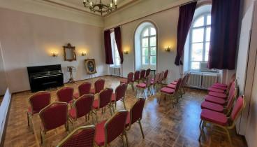 Зал с балконом XVIII века - 0